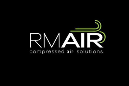 RM-Air Logo Design